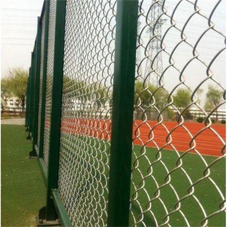 学校篮球场围栏网-学校勾花护栏网-学校隔离网