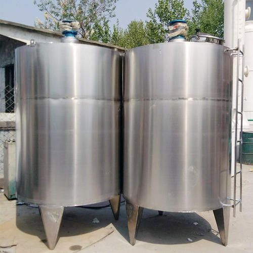 加工出售2吨不锈钢固定式真空搅拌罐 化工机械密封立式搅拌罐