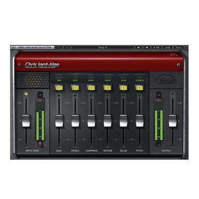 Wa ves CLA Vocals编曲混音效果器插件人声效果器