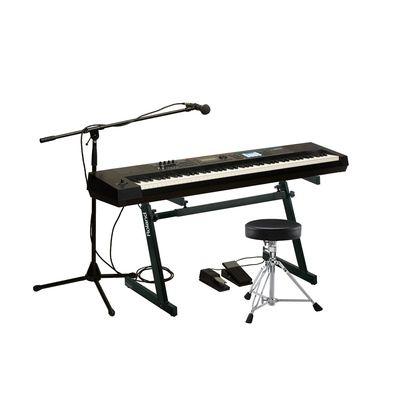 罗兰ROLAND JUNO DS88 DS76 88键全配重编曲键盘电子琴合成器