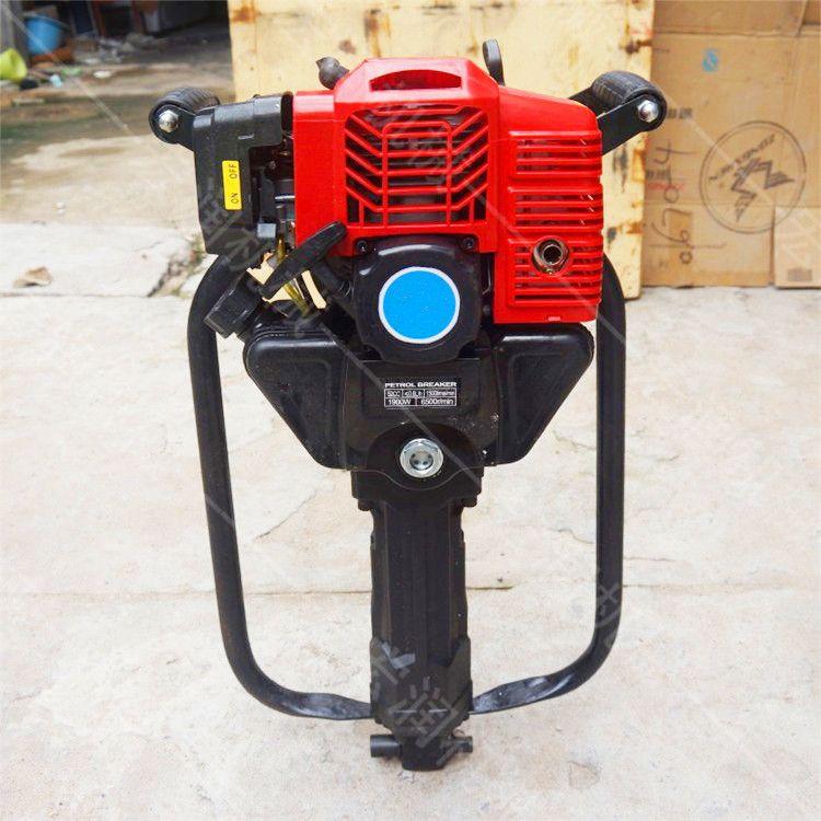 汽油冲击取芯背包钻机 轻便式岩心钻机直销