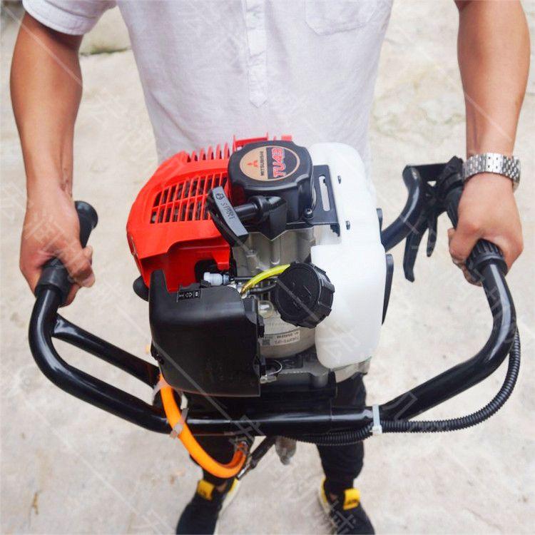 直销手持式取样背包钻机 20米轻便勘探钻机 勘探取样钻机