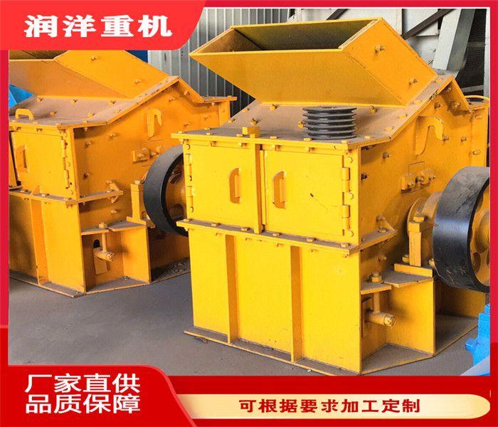 反击式制砂机 云南新型制砂机 液压开箱式反击制砂机