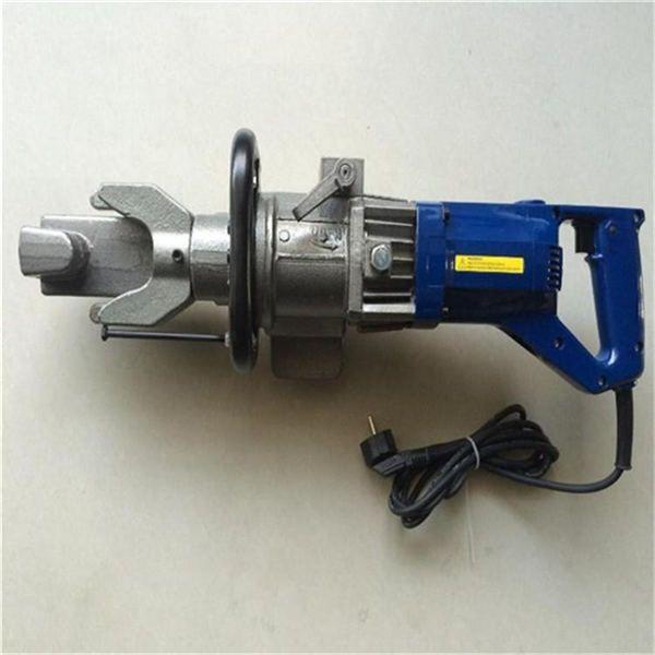 浙江杭州供应 28电动液压手提式钢筋弯曲机