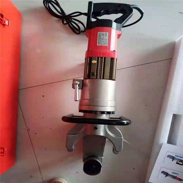 江苏宿迁 28电动液压手提式钢筋弯曲调直一体机