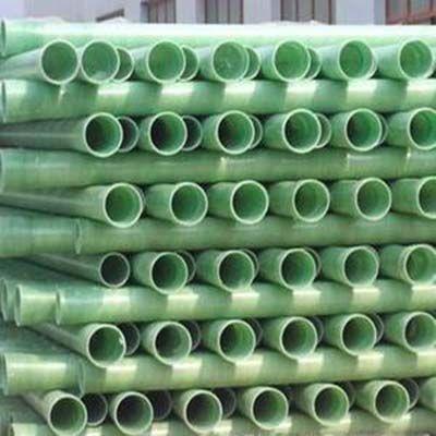 玻璃钢排污管 玻璃钢工艺管 直径100mm