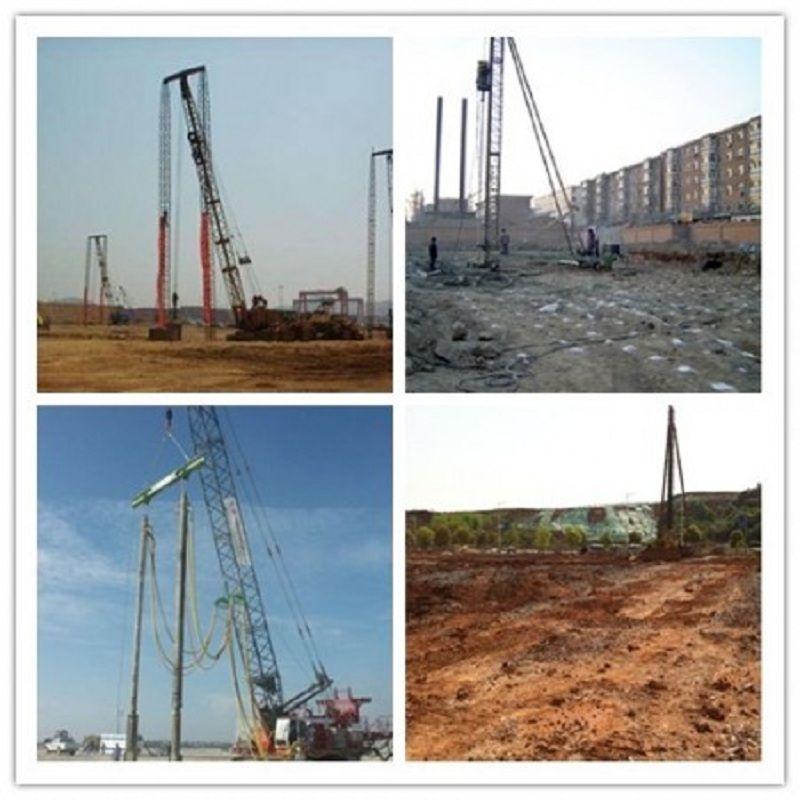 长沙软基础处理工程施工