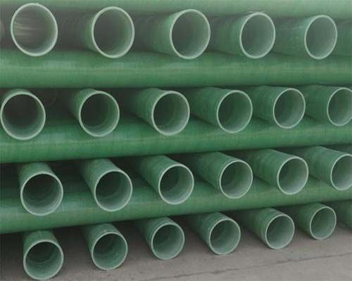 玻璃钢电力管 玻璃钢排水管 直径300mm