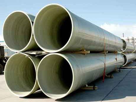 玻璃钢工艺管 玻璃钢排污管直径300mm