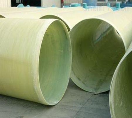 玻璃钢排污管 玻璃钢工艺管 直径200mm
