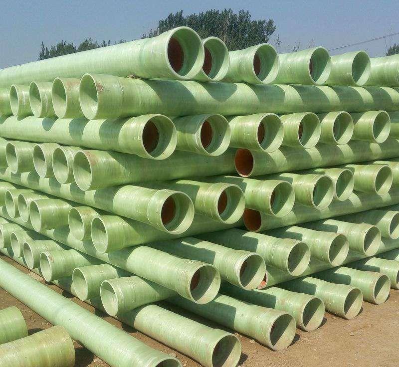 玻璃钢电力管 玻璃钢排水管 玻璃钢排污管 直径400mm