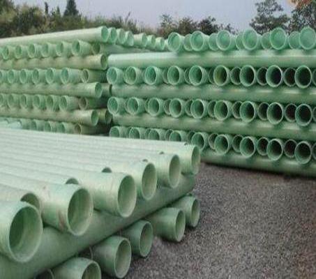 玻璃钢排水管 玻璃钢排污管  直径600mm