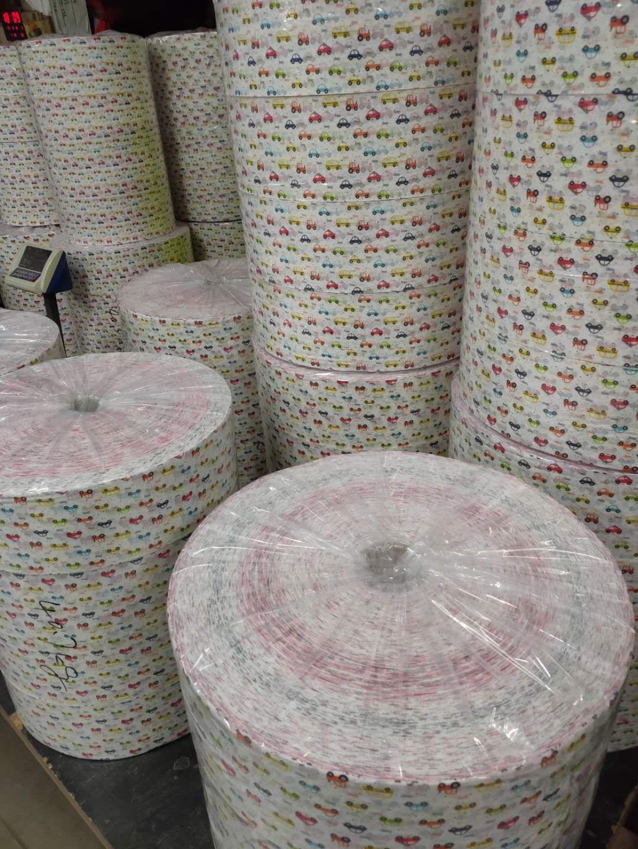 廠家直銷水刺無紡布 花色可定制