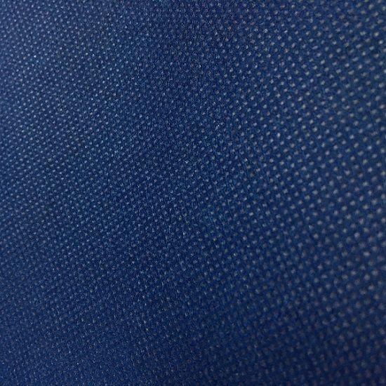 厂家直销彩色PP无纺布  藏青色无纺布