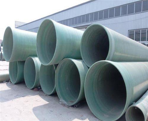 玻璃钢工艺管 玻璃钢排污管直径1000mm