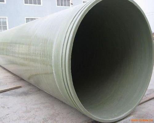 玻璃钢排水管 玻璃钢电缆管 直径1300mm