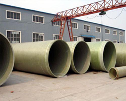 玻璃钢排水管 玻璃钢电力管 直径1200mm