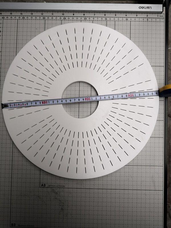 宜兴氧化锆陶瓷圆盘