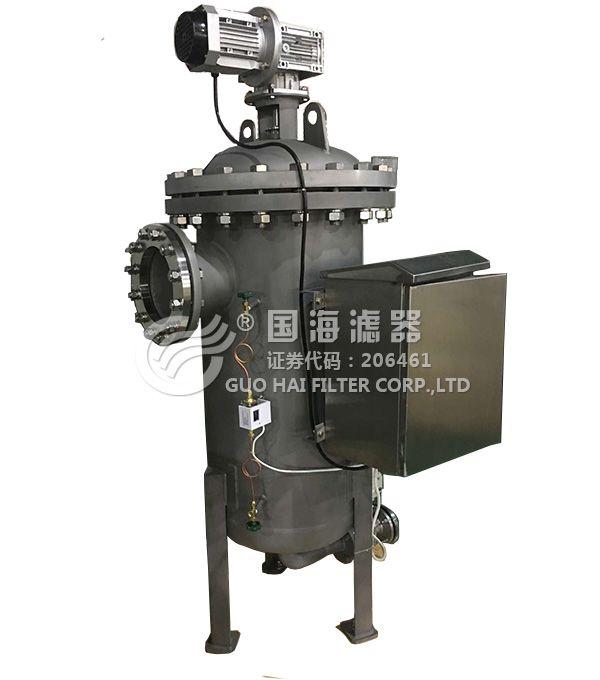 DN300不锈钢自清洗过滤器生产厂家