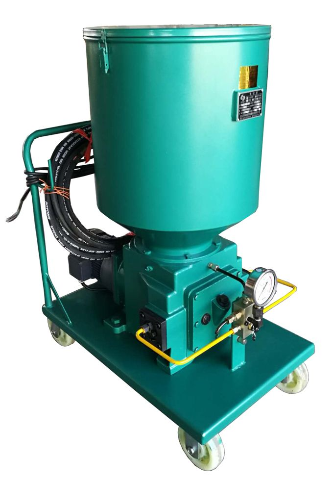 HB-P200Z,400Z,800Z,电动润滑干油泵智能润滑启东神舟润滑