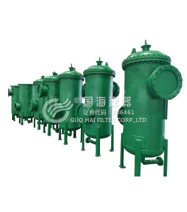 DN200自动排污自清洗过滤器 国海滤器生产厂家