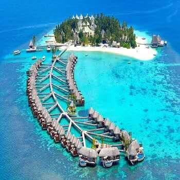 马尔代夫度假游
