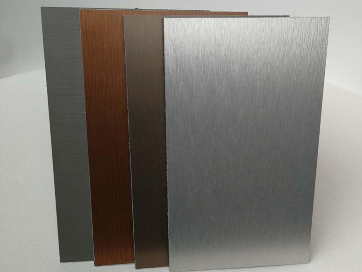 广东铝芯复合板工厂
