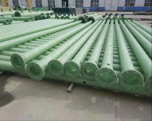 玻璃钢夹砂管 玻璃钢管道  专业制作