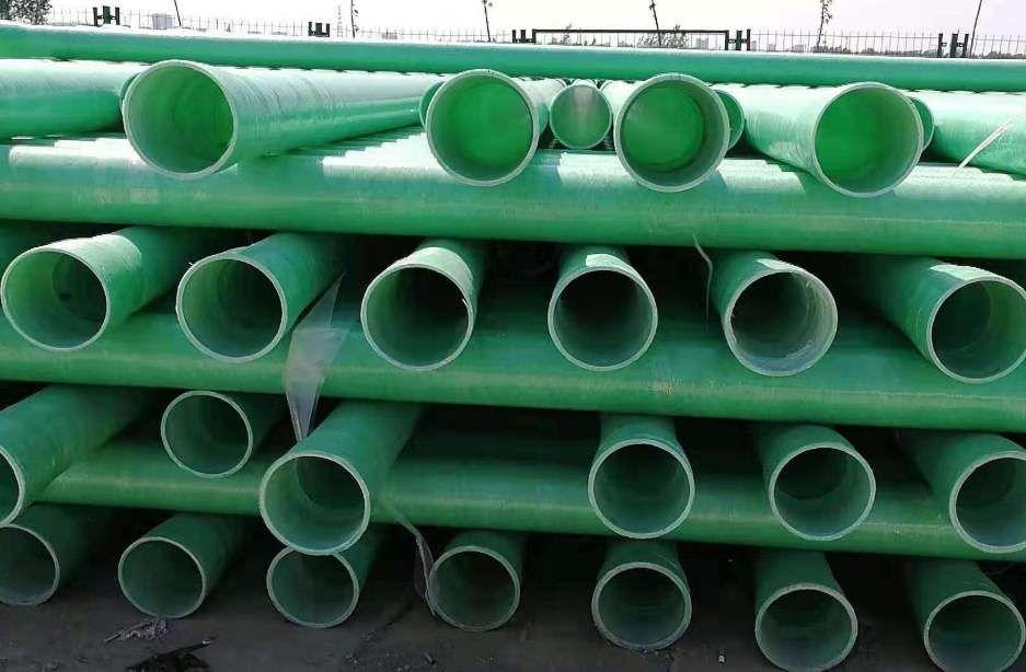 玻璃钢排污管 玻璃钢电缆管  专业制作