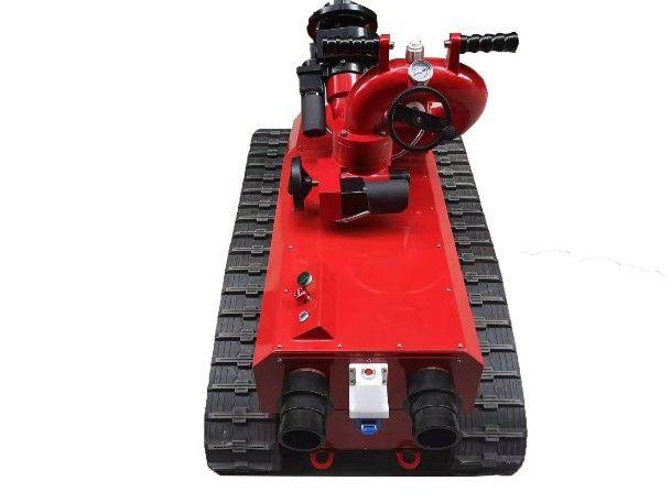 履帶式消防機器人價格