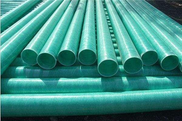 玻璃钢管道 玻璃钢排水管耐腐蚀
