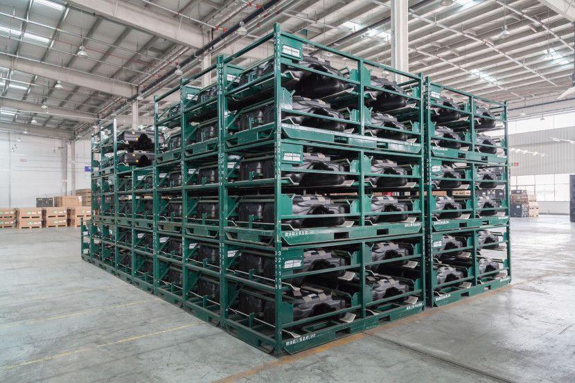 蘇州鑫輝汽車零部件周轉料架 汽車料架廠家
