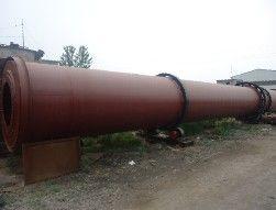 专业定做煤电两用化肥料滚筒烘干机 大齿轮有机肥烘干机