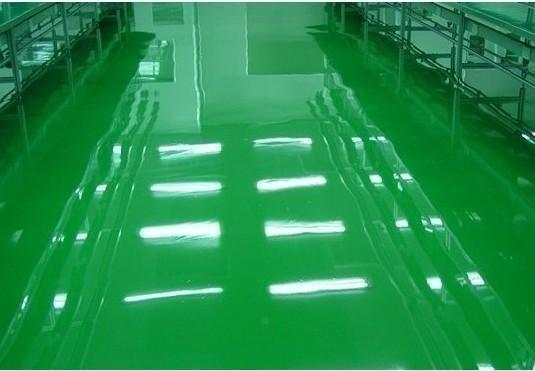 常州太木無溶劑環氧防靜電自流平面漆