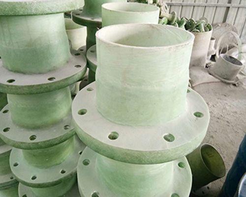 玻璃钢管件 玻璃钢变径管 直径80mm