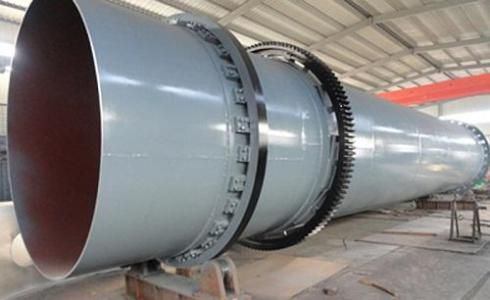 厂家定制工业用大型滚筒沙子烘干机 大齿轮有机肥烘干机