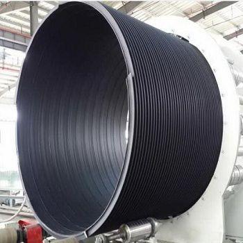 塑鋼加筋纏繞管