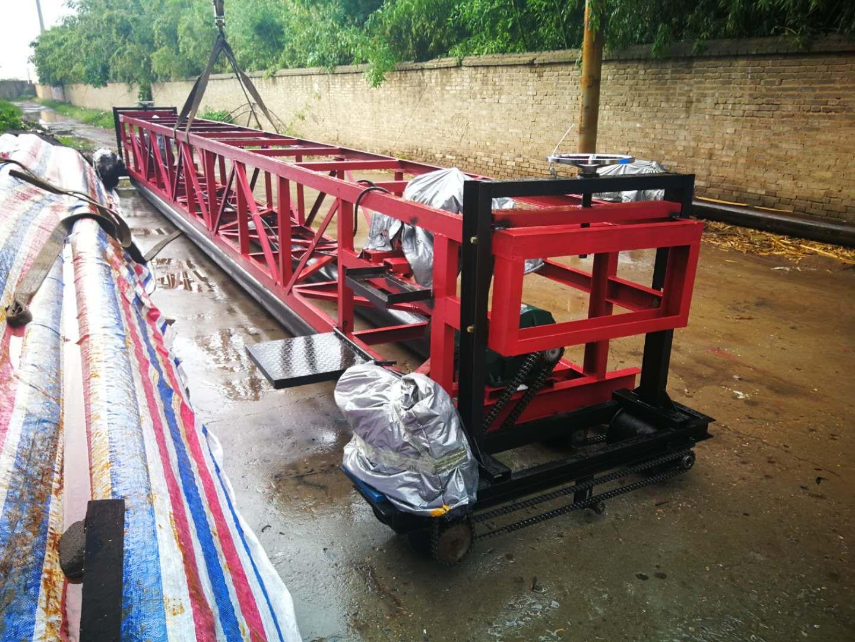 现货三滚轴摊铺机 水泥路面整平机 混凝土振动粱