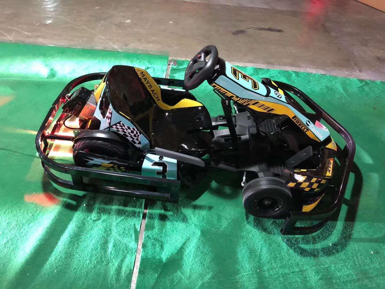 室内场地竞技车 电动儿童卡丁车价格