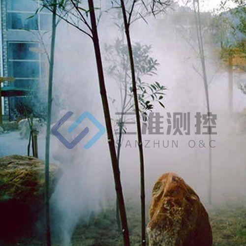 三準小區霧森系統,鄭州小區霧森系統廠家,小區霧森系統