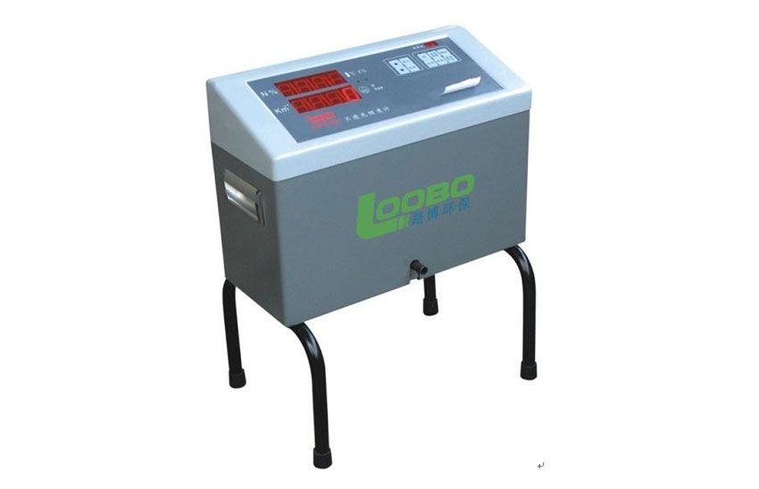 LB-601型便攜式不透光煙度計