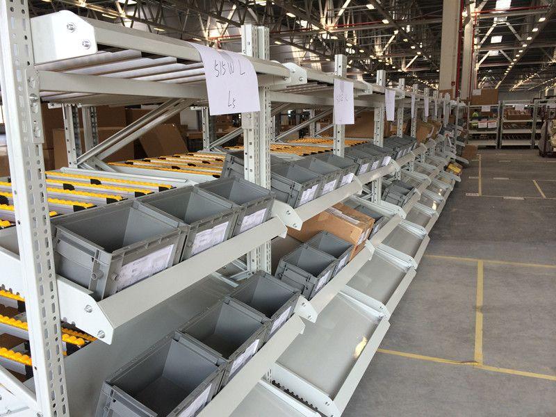 流利式貨架蘇州鑫輝廠家流利貨架 直銷倉儲貨架