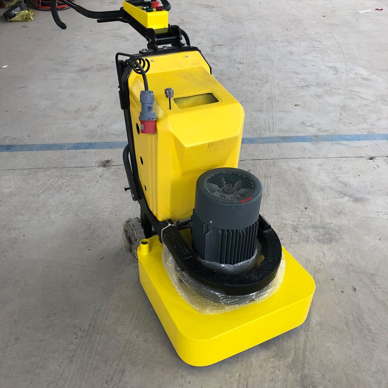 厂家新品固化地坪研磨机 手扶式打磨机 环氧树脂磨头批发