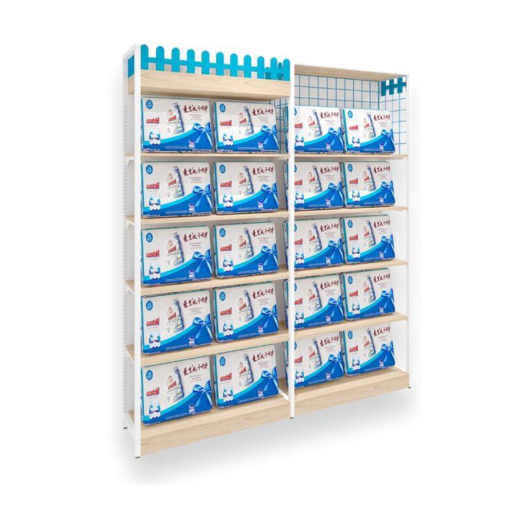 母嬰店單面網框背柜價格
