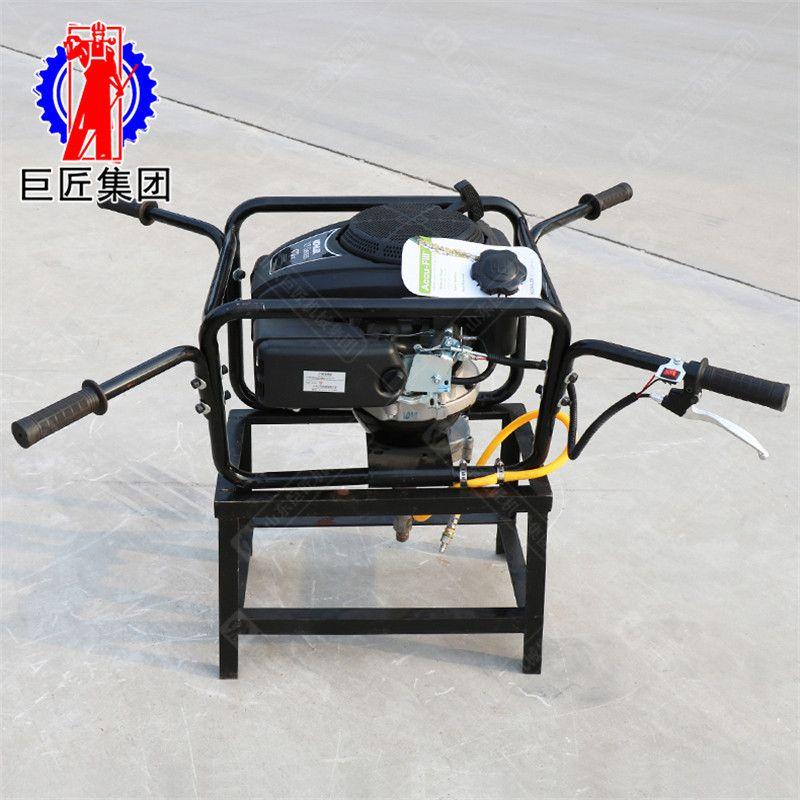 BXZ-2型手持式背包钻机 山地岩土勘察便携式取样钻机