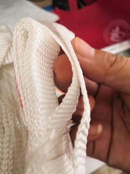內蒙古大棚壓膜帶 壓膜織帶 尼龍織帶