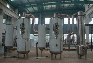 订做各种单效降膜蒸发器 立式单效蒸发器