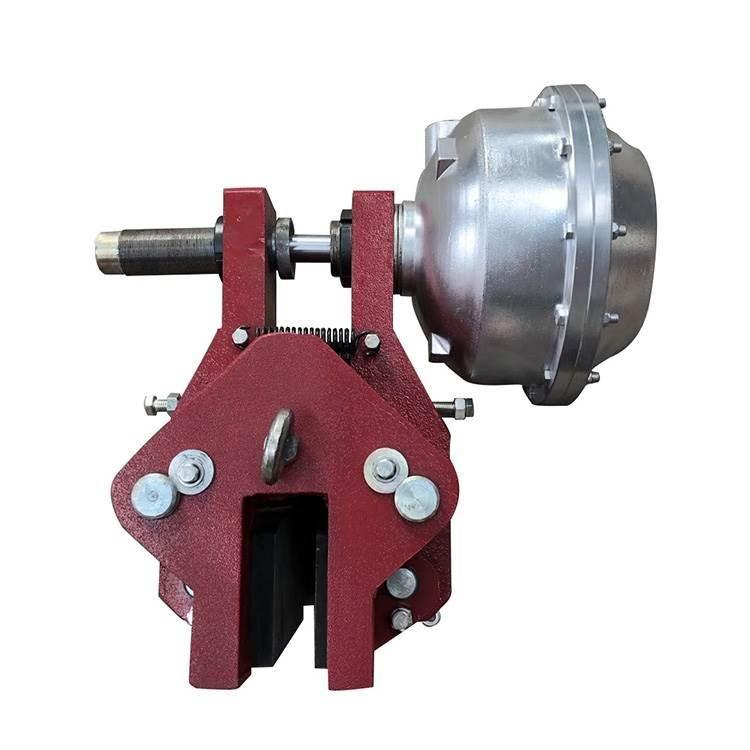 供應 CQP系列氣動鉗盤式制動器