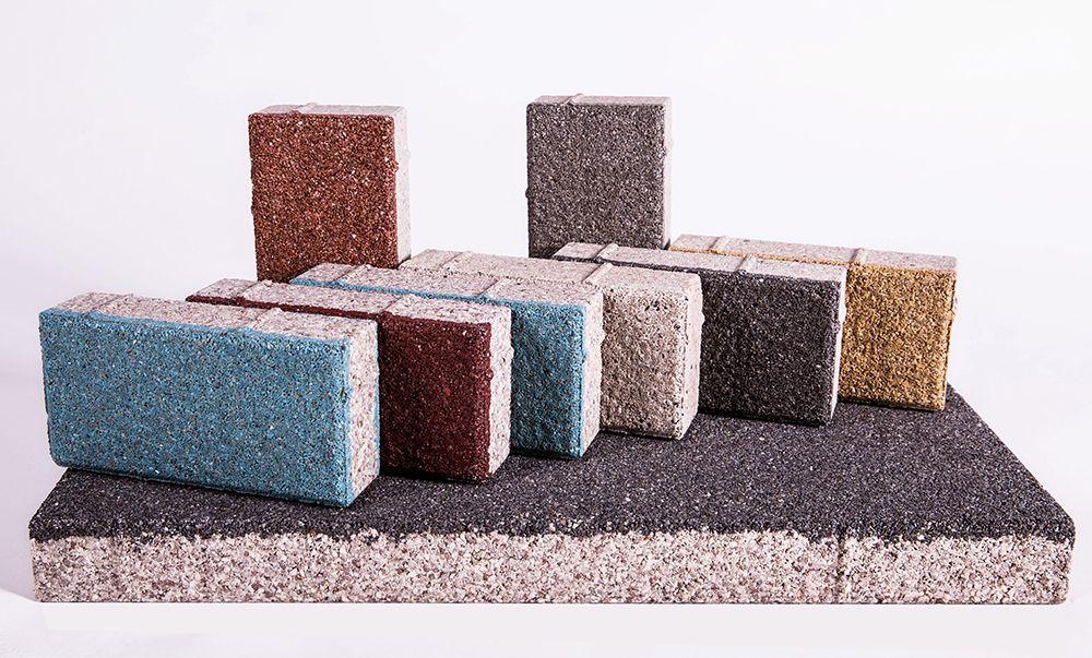 陶瓷透水砖铺装园林篇