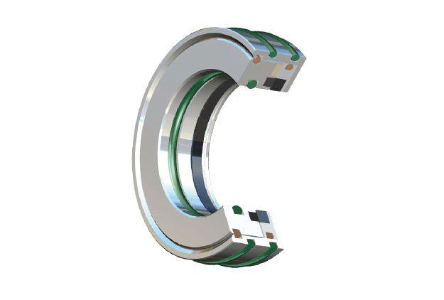軸承隔離器,磁力油封OM61替代骨架油封